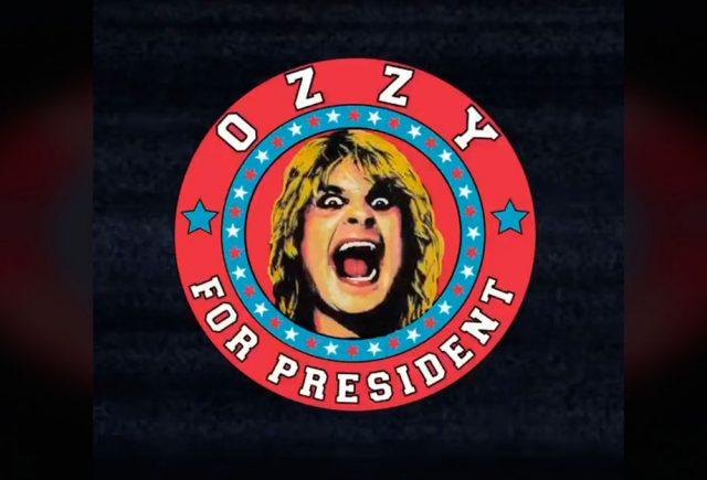 Ozzy para Presidente
