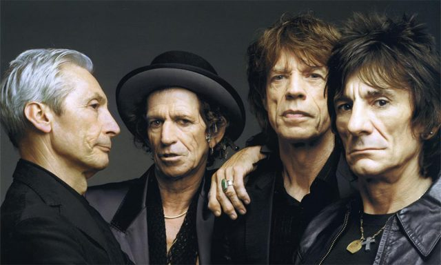 """""""Scarlet"""", The Rolling Stones feat. Jimmy Page"""