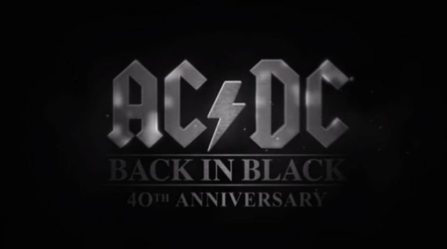 """The Story of Back in Black"", AC/DC"