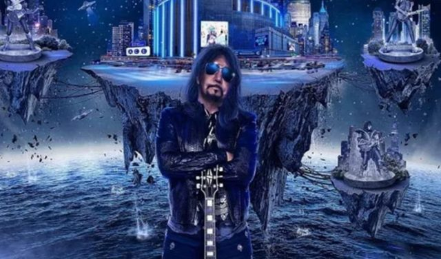 """""""Space Truckin'"""", Ace Frehley"""