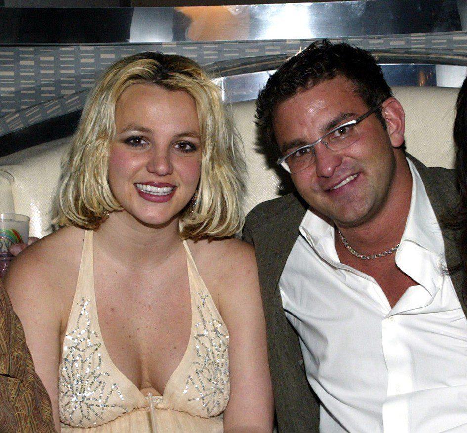 Britney Spears e o irmão Bryan (Foto: Getty Images)