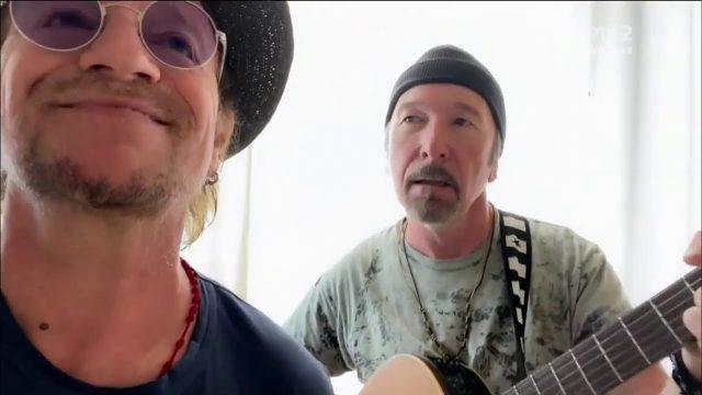 """""""Stairway to Heaven"""", U2"""