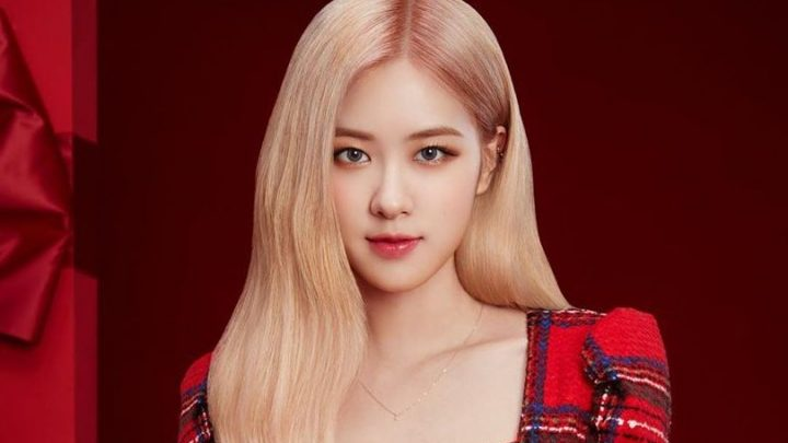 Rosé membros do Blackpink