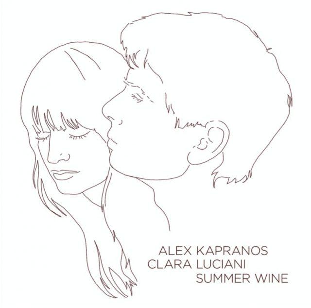 Alex Kapranos e Clara Luciani