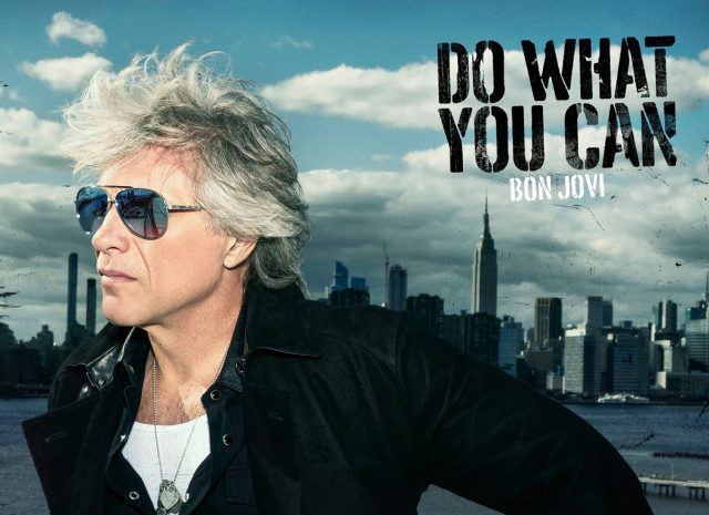 """Do What You Can"", Bon Jovi"