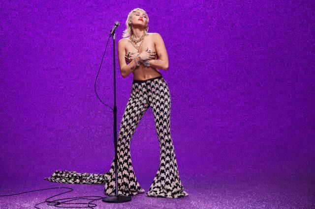 Miley Cyrus no VMA 2020!