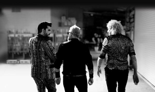 """Queen + Adam Lambert Live Around The World"""
