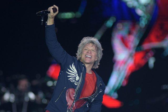 Jon Bon Jovi — Foto: Alexandre Durão/G1