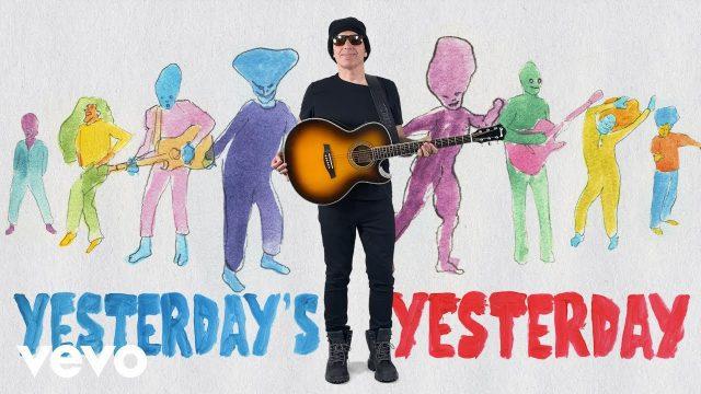 """Yesterday's Yesterday"", Joe Satriani"