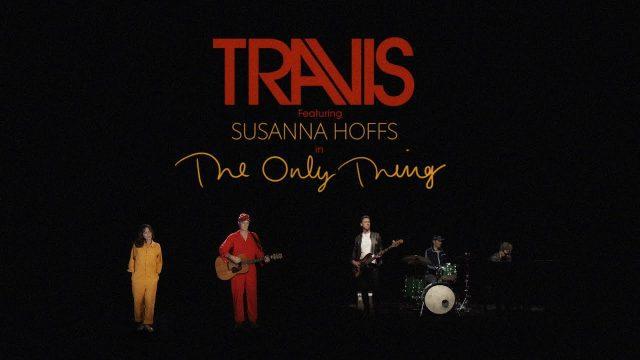 """Travis lança clipe de faixa inédita; Assista """"The Only Thing"""" com participação especial de Susanna Hoffs do The Bangles"""