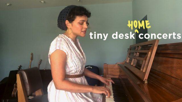 Nora Jones: Tiny Desk (Home) Concert