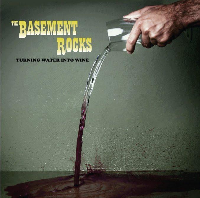 The Basement Rocks lança álbum Turning Water Into Wine em 2020