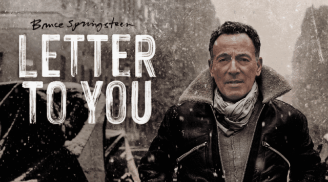 """Letter To You"", Bruce Springsteen"