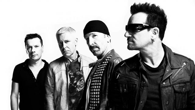 """Stuck In A Moment You Can't Get Out Of"", U2"