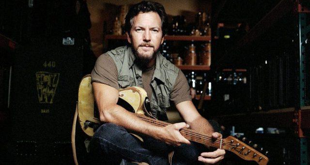 """""""Cartography"""", Eddie Vedder"""