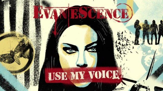 "Evanescence ""Use My Voice"""