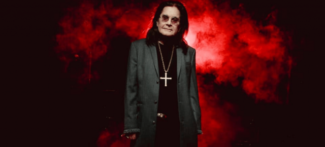 """Crazy Train"", Ozzy Osbourne"