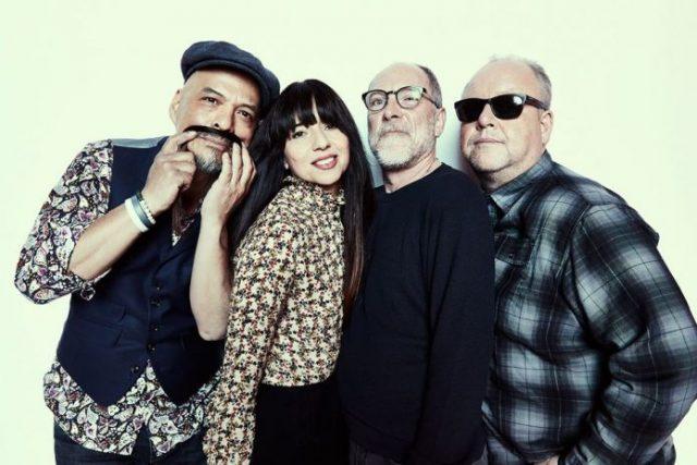 Pixies Foto: Travis Shinn