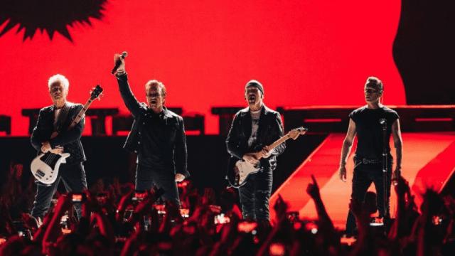 "U2 libera dois Lyric Videos! Confira ""Stateless"" e ""Levitate"""