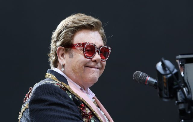 Elton John CREDIT: Dave Simpson/WireImage