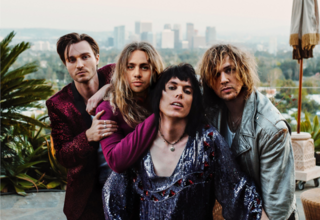 """I Hate How Much I Want You"", The Struts feat. Def Leppard"