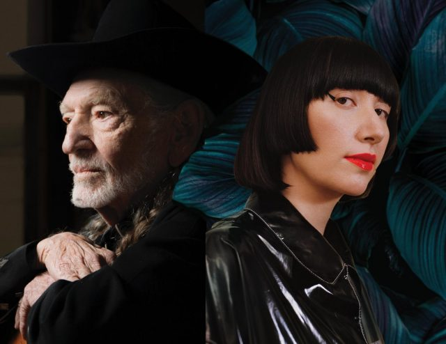 """Under Pressure"", Willie Nelson e Karen O"