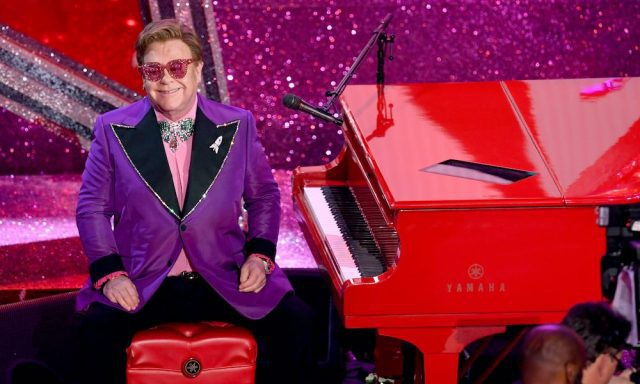 Elton John Photo: Kevin Winter/Getty Images
