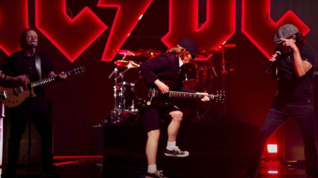 """Shot In The Dark"", AC/DC"