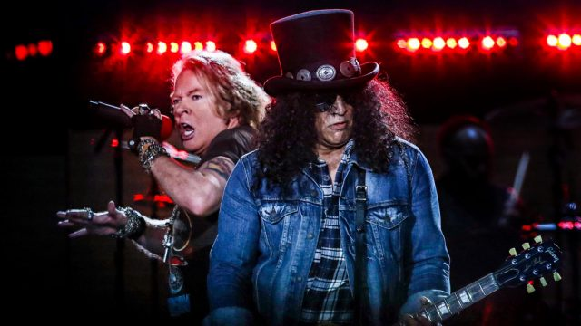 """Locomotive"", Guns N' Roses"
