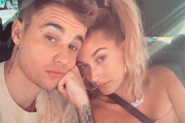 Hailey Bieber e Justin