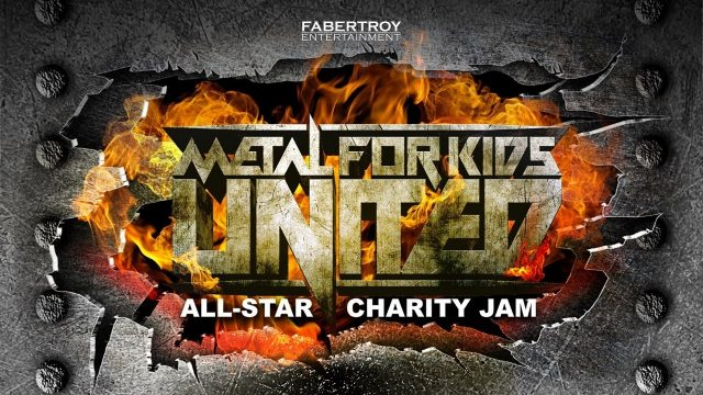 """Burn"", Metal For The Kids United"