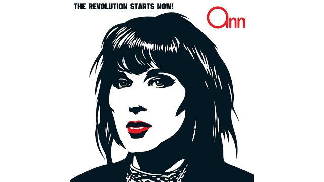 """The Revolution Starts Now"", Ann Wilson"