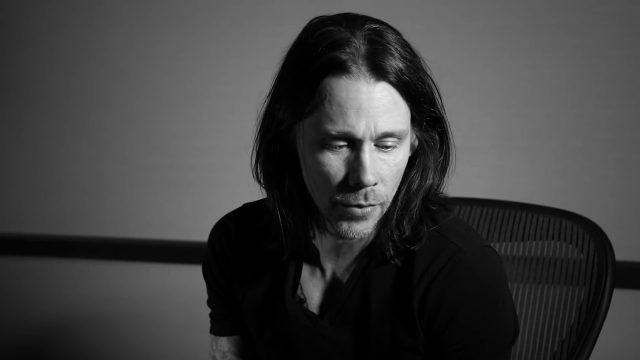 """The Trooper"", Myles Kennedy"
