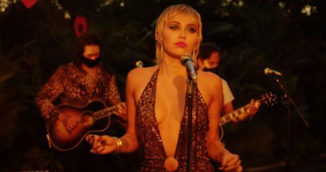 """Just Breath"", Miley Cyrus"