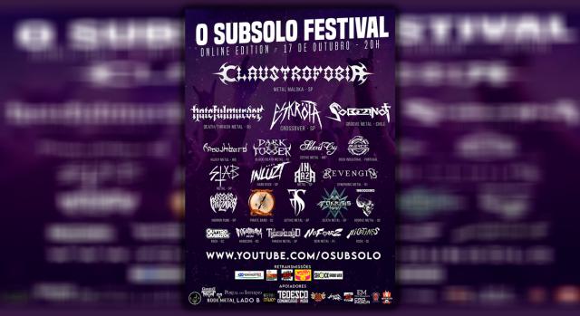 SubSolo festival online