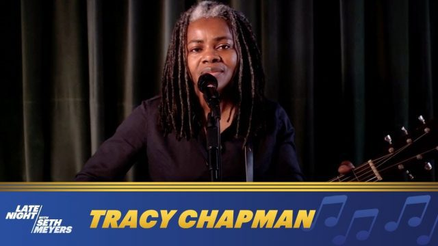 """Talkin' 'Bout a Revolution"", Tracy Chapman"