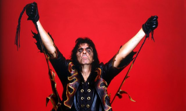Alice Cooper Photo: Ross Marino/Getty Images