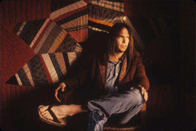 """Powderfinger"", Neil Young Foto Henry Diltz"