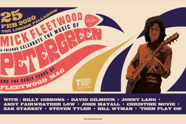 Mick Fleetwood and Friends – A Celebration For Peter Green