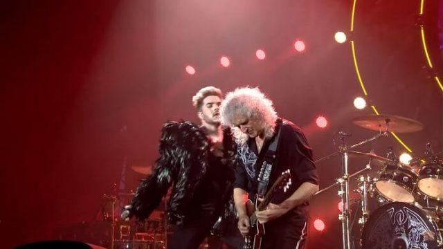 """""""Somebody To Love"""", Queen + Adam Lambert"""