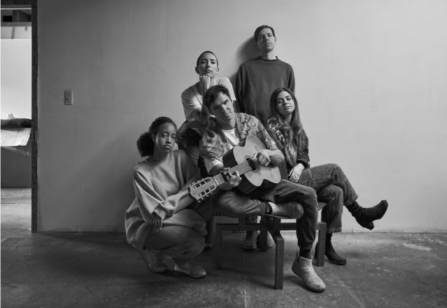 Dirty Projectors Photo by Jason Frank Rothenberg