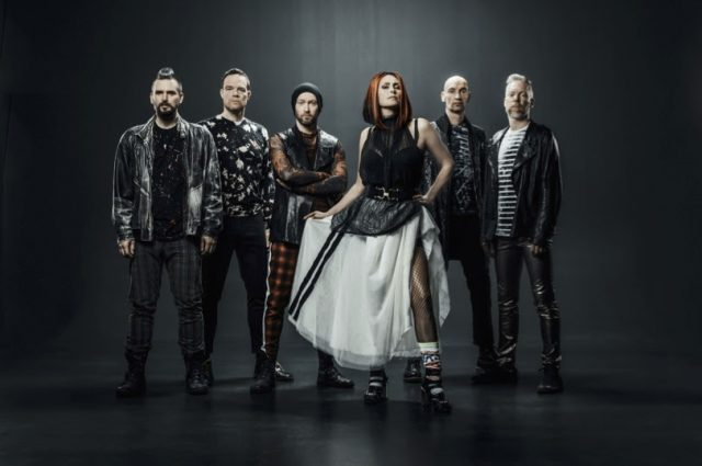 Within Temptation lança novo single 'The Purge'
