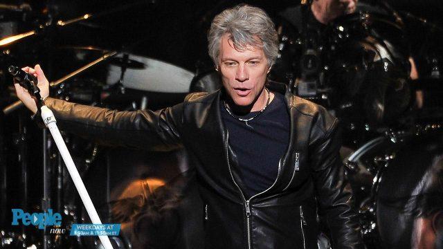 Presentes de Natal do grande Jon Bon Jovi