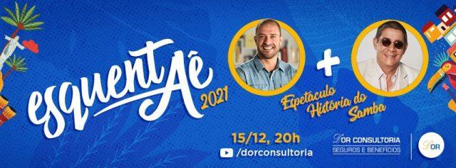 Zeca Pagodinho e Diogo Nogueira estarão em espetáculo que mostra a história do samba