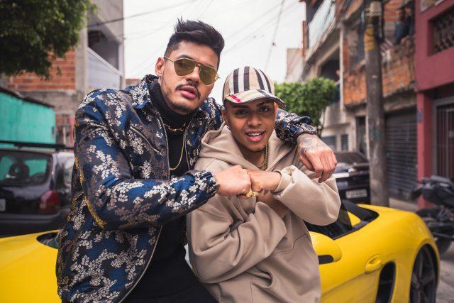 Hungria Hip Hop e Mc Lipi Gabriel Brasil