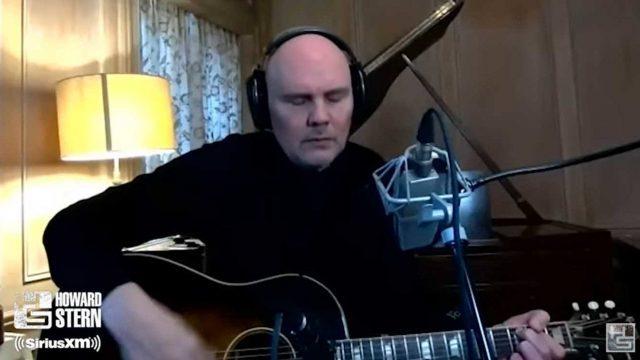 """Wish You Werer Here"", Billy Corgan"