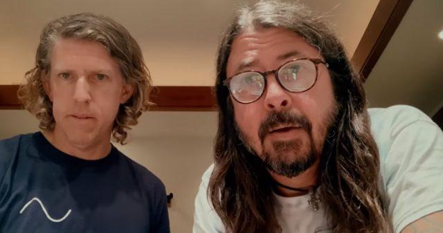 """Sabotage"", Dave Grohl e Greg Kurstin"