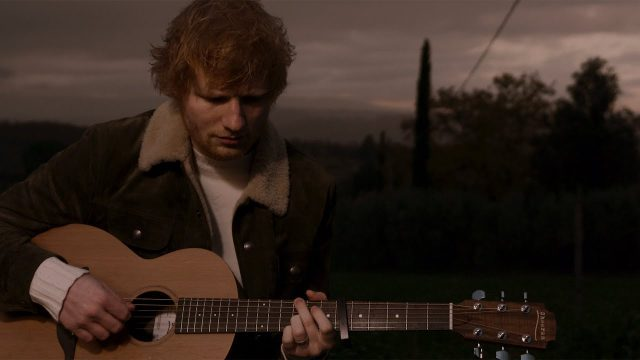 """Afterglow"", Ed Sheeran"