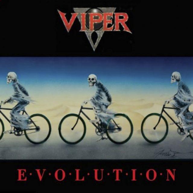 Evolution, do VIPER, é lançado em formato inédito na Wikimetal Store