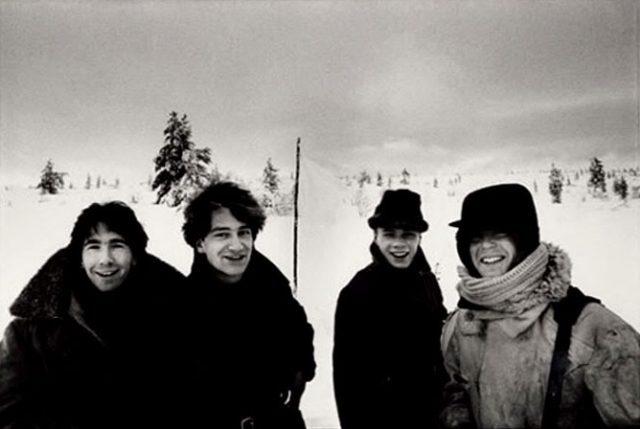 U2 Foto: Anton Corbijn